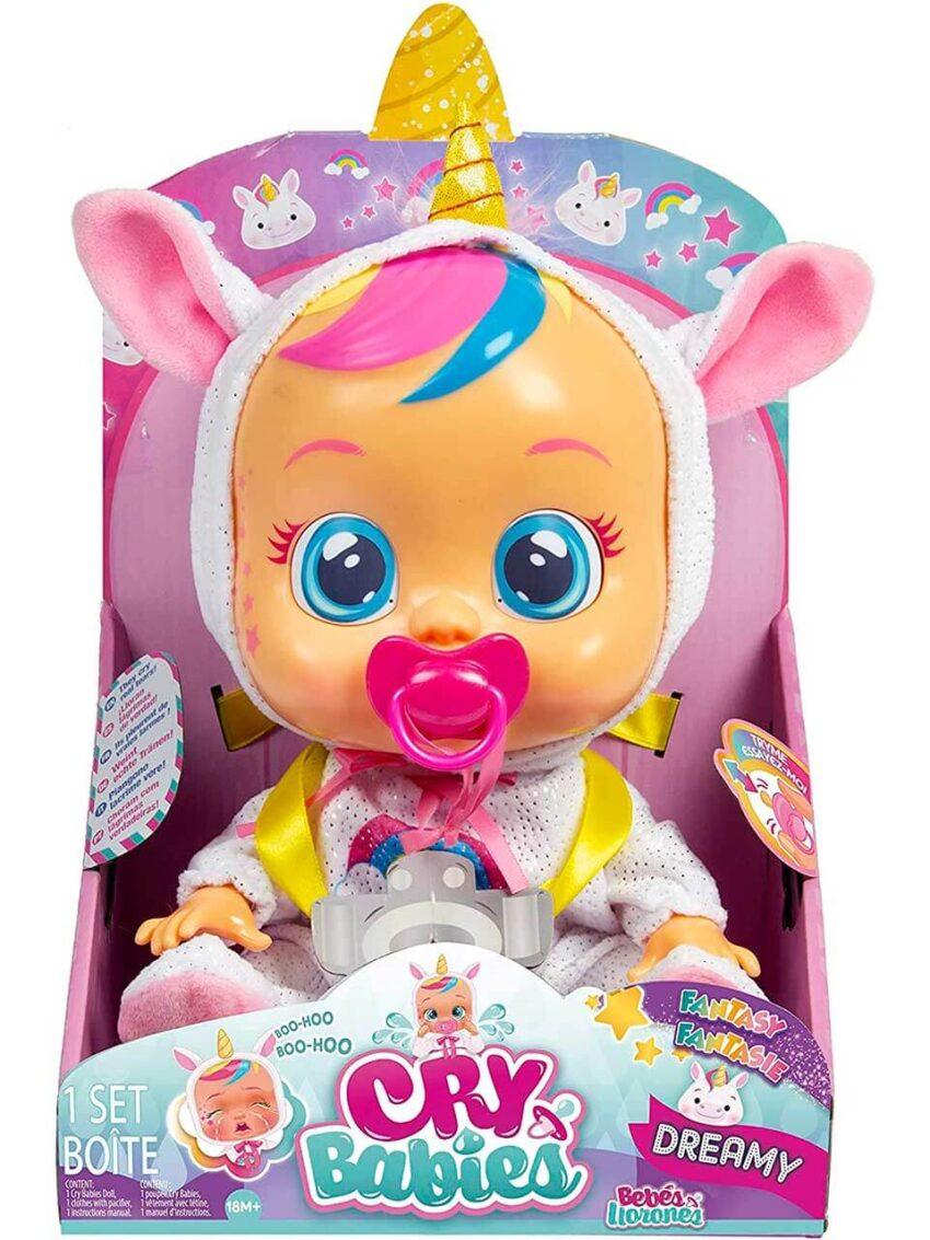 cry babies dreamy