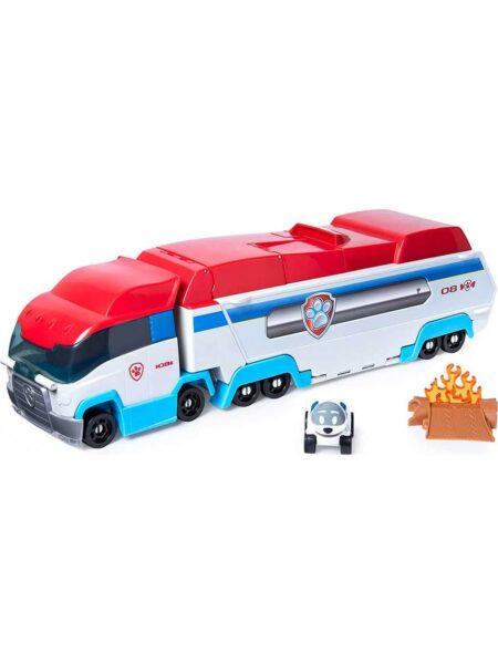 Paw Patroller Bus